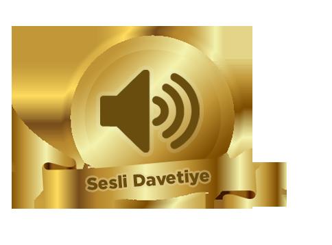 Sesli Davetiye